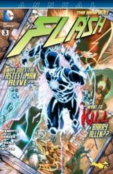DC - Flash (New 52) Annual # 3