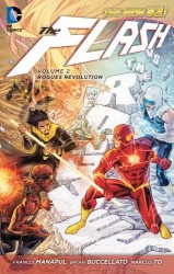 DC - Flash (New 52) Vol 2 Rogues Revolution TPB