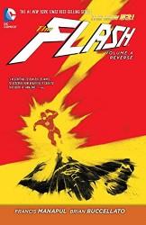DC - Flash (New 52) Vol 4 Reverse TPB