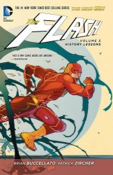 DC - Flash (New 52) Vol 5 History Lessons TPB
