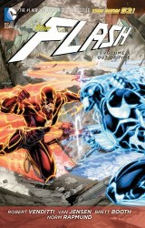 DC - Flash (New 52) Vol 6 Out of Time TPB
