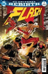 DC - Flash # 7 Variant