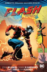 DC - Flash (Rebirth) Deluxe Edition Vol 2 HC