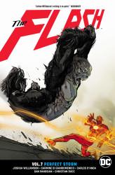 DC - Flash (Rebirth) Vol 7 Perfect Storm TPB