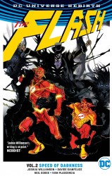 DC - Flash (Rebirth) Vol 2 Speed Of Darkness TPB
