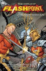 DC - Flashpoint World Of Flashpoint Wonder Woman TPB
