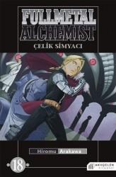 Akılçelen - Fullmetal Alchemist - Çelik Simyacı Cilt 18