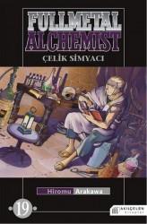 Akılçelen - Fullmetal Alchemist - Çelik Simyacı Cilt 19