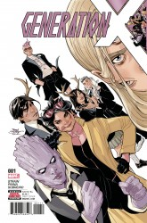 Marvel - Generation X #1