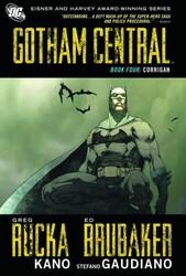 DC - Gotham Central Book 4 Corrigan TPB
