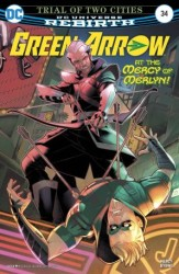 DC - Green Arrow # 34