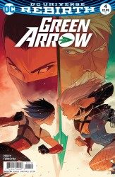 DC - Green Arrow #4