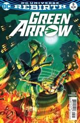 DC - Green Arrow #5