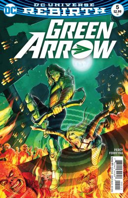 Green Arrow # 5