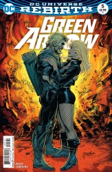 DC - Green Arrow # 5 Variant
