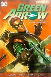 Çizgi Düşler - Green Arrow (Yeni 52) Cilt 1 Midas Dokunuşu