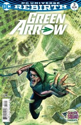 DC - Green Arrow #3