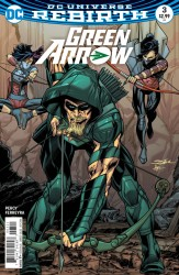DC - Green Arrow # 3 Variant