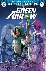 DC - Green Arrow # 1