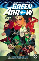 DC - Green Arrow (Rebirth) Vol 5 Hard Traveling Hero