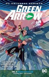 DC - Green Arrow Vol 3 Emerald Outlaw TPB