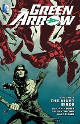 DC - Green Arrow Vol 8 The Nigh Birds TPB