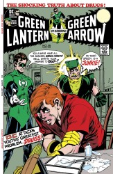 DC - Green Lantern # 85 Facsimile Edition
