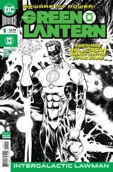 DC - Green Lantern (2018) # 1 Midnight Release Variant