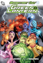 DC - Green Lantern Brightest Day TPB