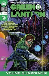 DC - Green Lantern Season 2 # 1