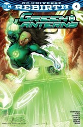 DC - Green Lanterns #4