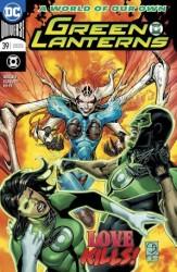 DC - Green Lanterns # 39