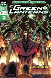 DC - Green Lanterns # 42
