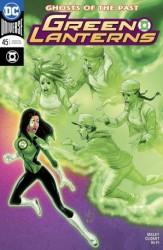 DC - Green Lanterns # 45