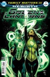 DC - Green Lanterns #7