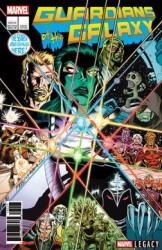 Marvel - Guardians of the Galaxy # 146 Lenticular Variant