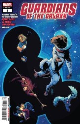 Marvel - Guardians Of The Galaxy (2019) Annual # 1