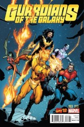 Marvel - Guardians of the Galaxy # 3 1:20 Marvel 92 Variant