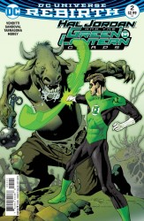 DC - Hal Jordan and The Green Lantern Corps #2 Variant