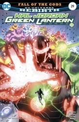 DC - Hal Jordan And The Green Lantern Corps # 29