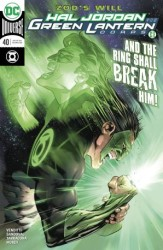 DC - Hal Jordan And The Green Lantern Corps # 40