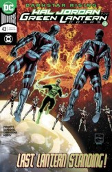 DC - Hal Jordan And The Green Lantern Corps # 43