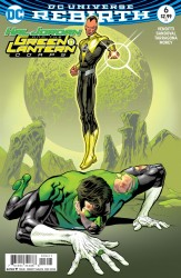 DC - Hal Jordan And The Green Lantern Corps #6 Variant