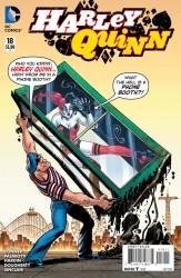 DC - Harley Quinn (New 52) # 18