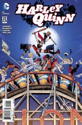 DC - Harley Quinn (New 52) # 22