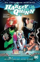 DC - Harley Quinn (Rebirth) Vol 4 Surprise, Surprise TPB