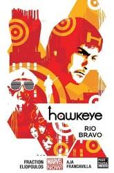 Marmara Çizgi - Hawkeye Cilt 4 Rio Bravo