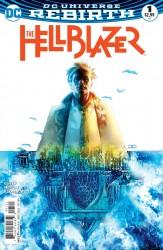 DC - Hellblazer # 1 Variant
