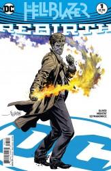 DC - Hellblazer Rebirth # 1 Variant Cover