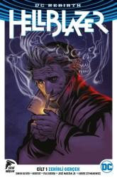 JBC Yayıncılık - Hellblazer (Rebirth) Cilt 1 Zehirli Gerçek